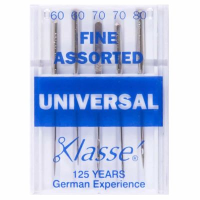 Klasse fine universal sewing machine needles