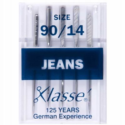 Klasse Machine Needles Jeans 90/14