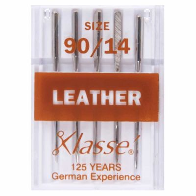 Klasse Machine Needles Leather 90/14