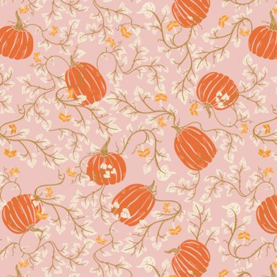 Art Gallery Fabrics - Spooky N Sweet - Through The Pumpkin Patch