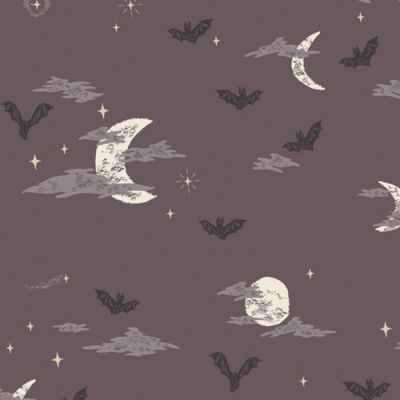 Art Gallery Fabrics - Spooky N Sweet - Batty Over You