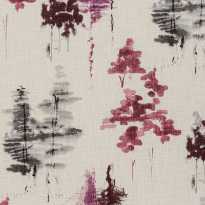 Albero - Grape - Curtain Fabric