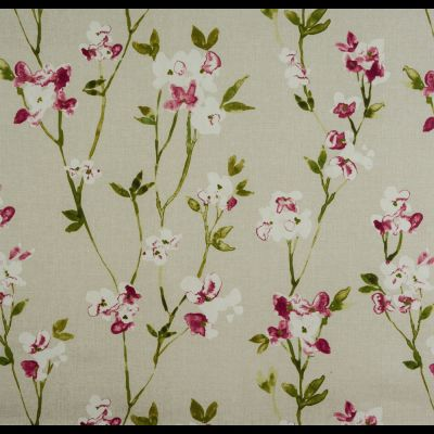 Porter & Stone - Alicia - Chintz - Curtain Fabric