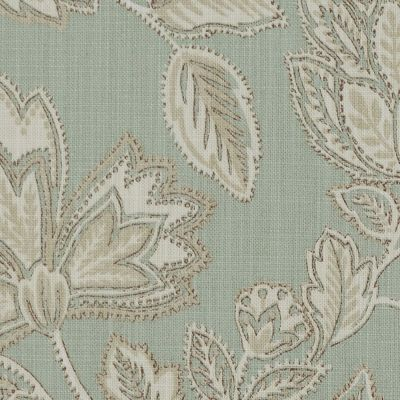 Porter & Stone - Amore - Duck Egg - Curtain Fabric