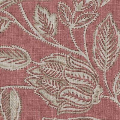 Porter & Stone - Amore - Rose - Curtain Fabric