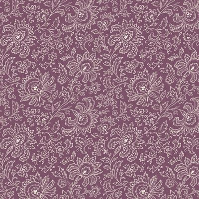 Andover - French Cahteau And Bee - Paisley Imperial