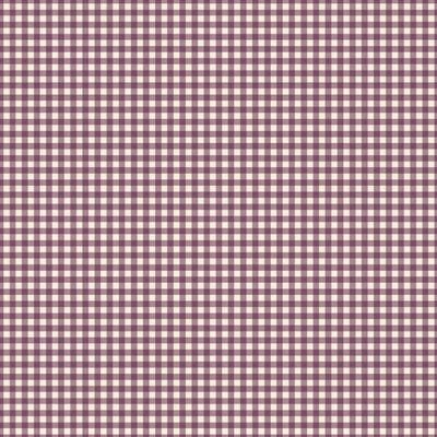 Andover - French Chateau And Bee - Gingham Heather