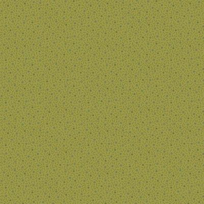 Andover Trinkets 2020 Dotted Square Green Cut Length