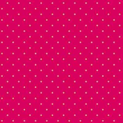 Andover Sweet Shoppe Too Candy Dot Ruby Cut Length