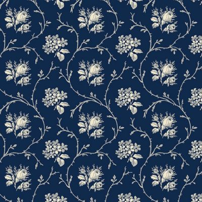 Andover - Mayflower - Vine Indigo