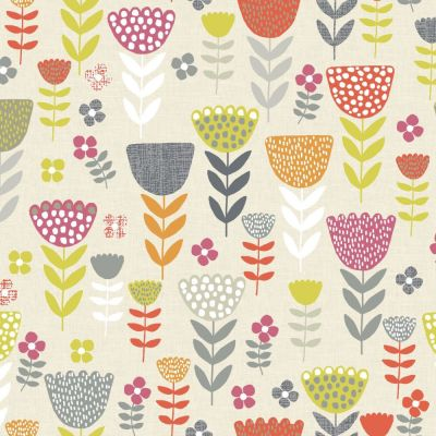 Annika - Tutti Fruity - Curtain Fabric