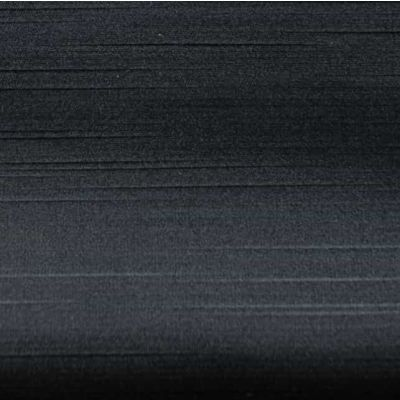 Textured Soft Sheen - Black - Curtain Fabric