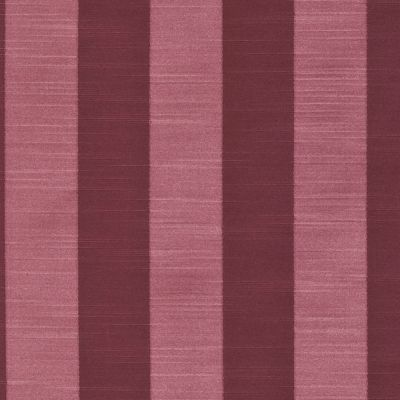 Ascot Stripe - Fuchsia - Curtain Fabric