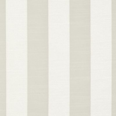 Ascot Stripe - Ivory - Curtain Fabric
