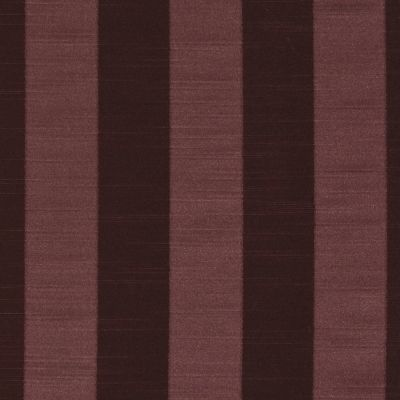 Ascot Stripe - Raspberry - Curtain Fabric