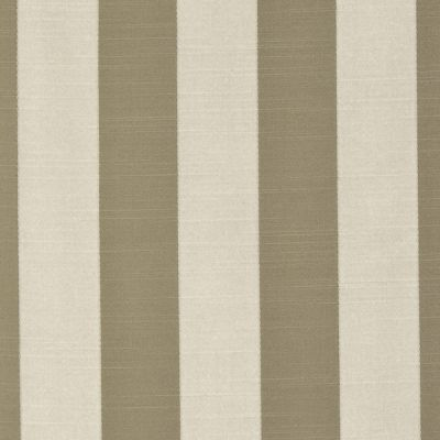 Ascot Stripe - Sand - Curtain Fabric
