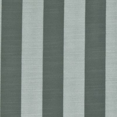 Ascot Stripe - Teal - Curtain Fabric