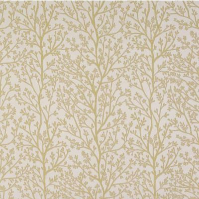 Ashley - Ochre - Curtain Fabric