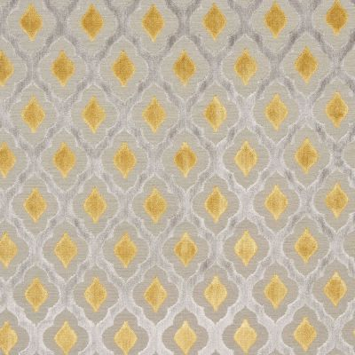 Porter & Stone - Assisi - Ochre - Curtain Fabric