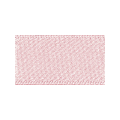 Berisfords Pink Azalea Double Satin Ribbon