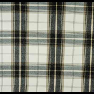 Porter & Stone - Balmoral - Charcoal - Curtain Fabric