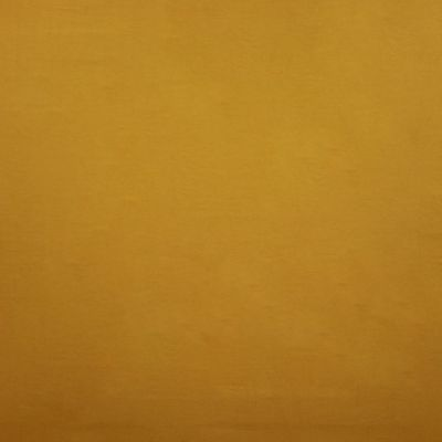 Solid Colour Bamboo Jersey Fabric - Ochre