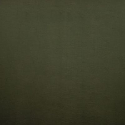 Remnant -Solid Colour Bamboo Jersey Fabric - Olive - 1m x 160cm