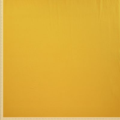 Solid Colour Bamboo Jersey Fabric - Yellow