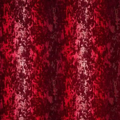Porter & Stone - Baroque - Ruby - Curtain Fabric