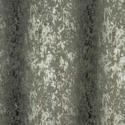 Porter & Stone - Baroque - Silver - Curtain Fabric
