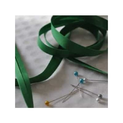 13mm Bias Binding Emerald
