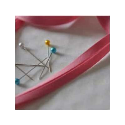 13mm Bias Binding Peach