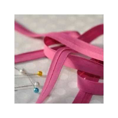 13mm Bias Binding Dark Rose