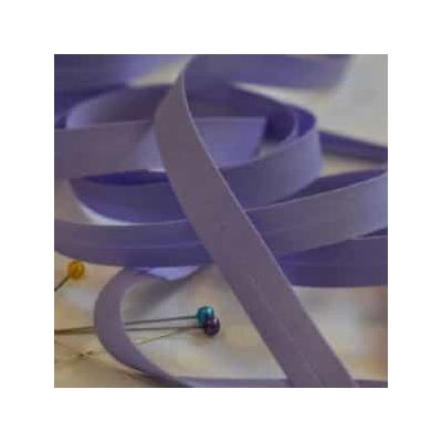 25mm Bias Binding Heather