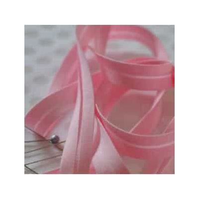 25mm Bias Binding Pink