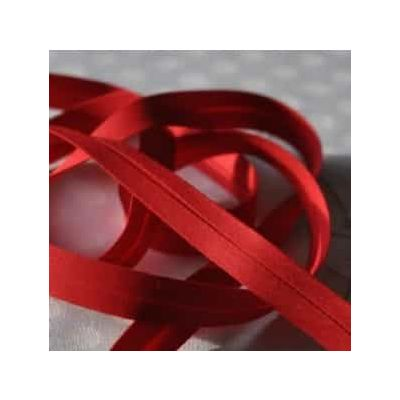 25mm Bias Binding Red
