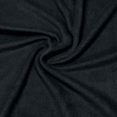 Remnant -Black Polar Fleece - 33 x 150cm - Bolt End