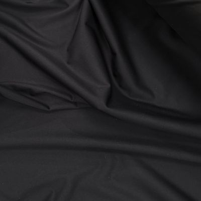 Plush Addict Black PUL Fabric (Polyurethane Laminate fabric) - Waterproof Breathable Fabric