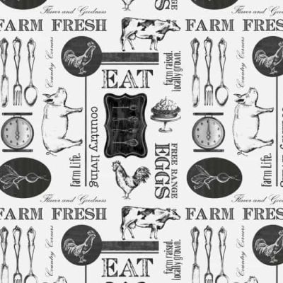 Blank - Farm To Table - Words