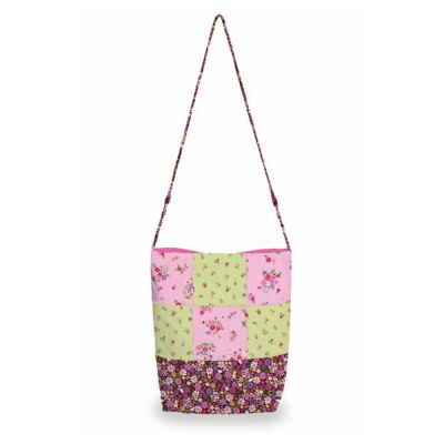 Makower Bloom Every Day Patchwork Bag Free Project Download