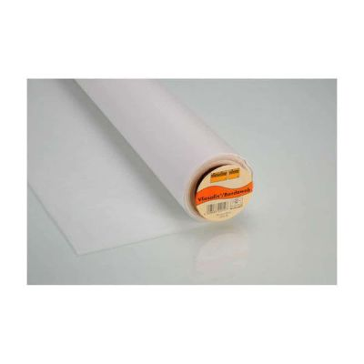 Vilene Bondaweb 719 - Fusible, Iron On, Double Sided Sheet - White - 1m x 90cm