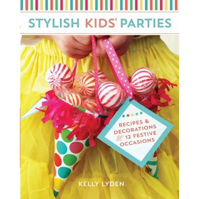 End Of Line - Stylish Kids' Parties by Kelly Lyden