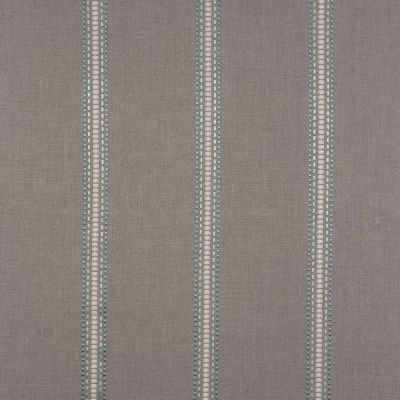Porter & Stone - Bromley Stripe - Duck Egg - Curtain Fabric
