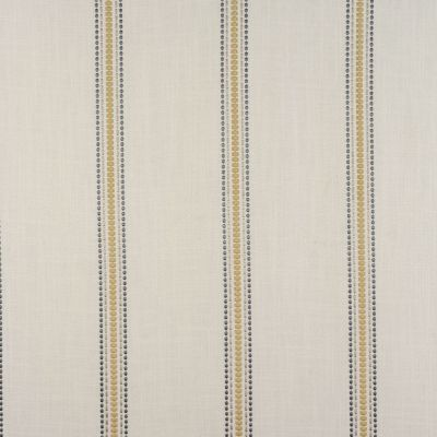 Porter & Stone - Bromley Stripe - Moss - Curtain Fabric