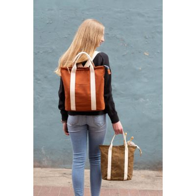 Buckthorne Backpack And Tote - Noodlehead Pattern