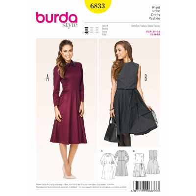 Burda Sewing Pattern - 6833