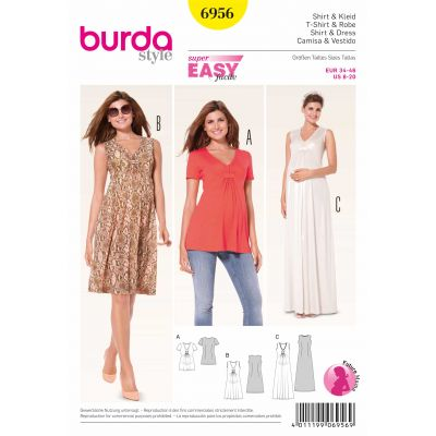 Burda Sewing Pattern - 6956