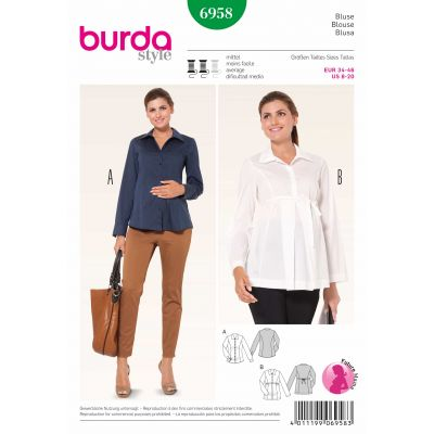 Burda Sewing Pattern - 6958