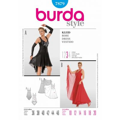 Burda Sewing Pattern - 7879