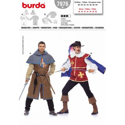 Burda Sewing Pattern - 7976